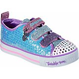 SKECHERS Girls' Twinkle Toes Mermaid Magic Shoes