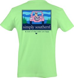 Simply Southern Women's Outdoors T-shirt