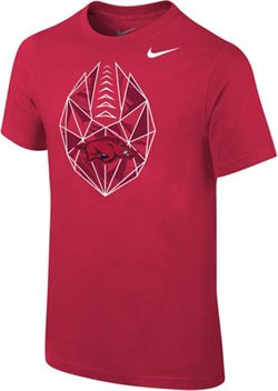 Nike Boys' University of Arkansas Prebook Icon T-shirt