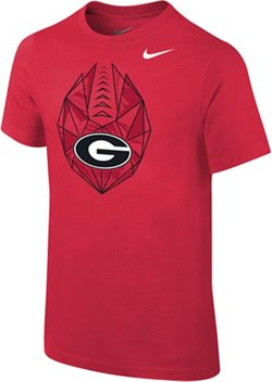 Nike Boys' University of Georgia Prebook Icon T-shirt