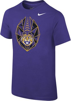 Nike Boys' Louisiana State University Prebook Icon T-shirt