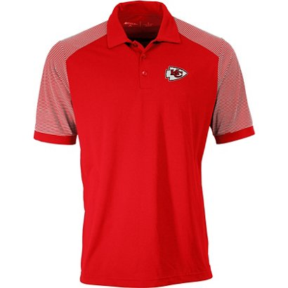 Antigua Men s Kansas City Chiefs Engage Polo Shirt  6bb82151f