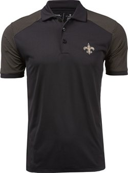 Antigua Men's New Orleans Saints Engage Polo Shirt