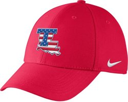 Nike Men's Louisiana Tech Swoosh Flex Cap
