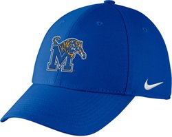 Nike Men's University of Memphis Swoosh Flex Cap