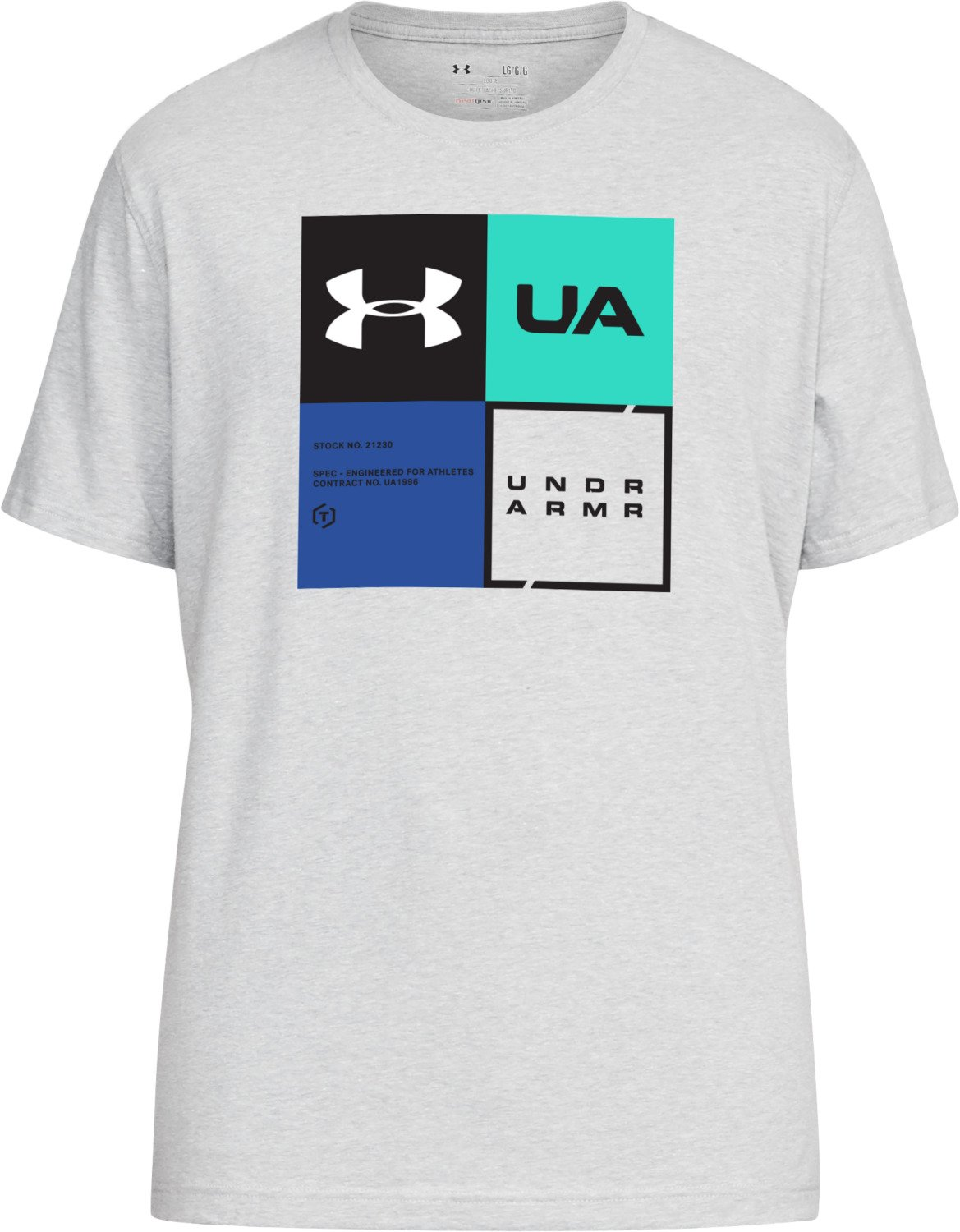 Under Armour Men's Graphic Training T-shirt - view number 2