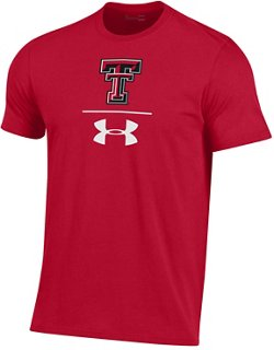 Under Armour Men's Texas Tech University T-shirt