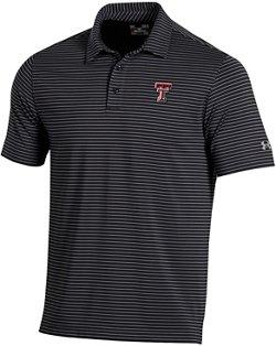 Under Armour Men's Texas Tech University Polo Shirt