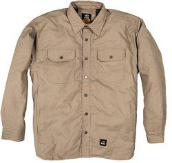Berne Men's Workwear Traditional Shirt Jacket
