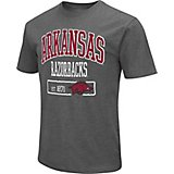191f2aadcf59a Men s University of Arkansas Dual Blend NOW T-shirt