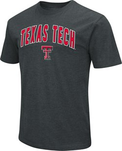 Colosseum Athletics Men's Texas Tech University Dual Blend NOW T-shirt