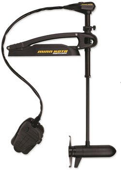 Minn Kota Max BG 42 in Shaft Freshwater Bow-Mount Trolling Motor