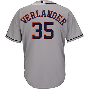 premium selection 02d3b e82e4 Majestic Men's Houston Astros Justin Verlander 35 COOL BASE Replica Jersey