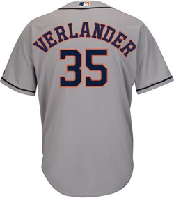 Majestic Men's Houston Astros Justin Verlander 35 COOL BASE Replica Jersey