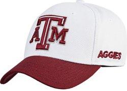 adidas Men's Texas A&M University Structured Flex Cap