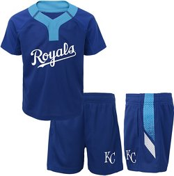 MLB Toddlers' Kansas City Royals Ground Rules Top and Short Set
