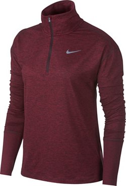 Nike Women's Element 1/2 Zip Top