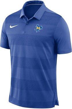 Nike Men's McNeese State University Sideline Early Season Polo Shirt