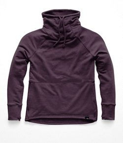 The North Face Women's Mountain Lifestyle Terry Funnel Neck Sweatshirt