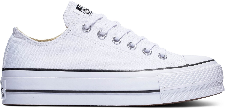 91a3645221bb82 Converse Women s Chuck Taylor All Star Lift Ox Shoes