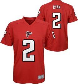 NFL Boys' Atlanta Falcons Matt Ryan 2 V-neck T-shirt
