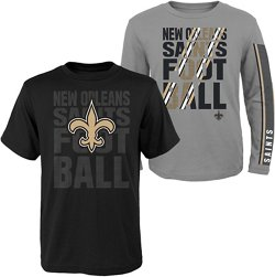 NFL Boys' New Orleans Saints Playmaker Combo Pack