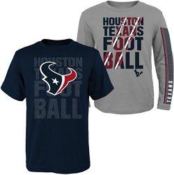 NFL Boys' Houston Texans Playmaker Combo Pack