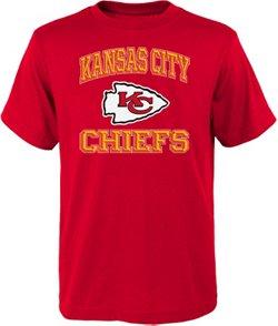 NFL Boys' Kansas City Chiefs Game Time T-shirt