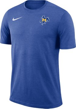 Nike Men's McNeese State University Sideline Coach T-shirt