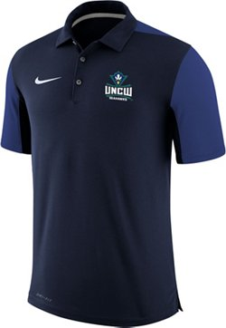 Nike Men's University of North Carolina at Wilmington Team Issue Polo Shirt