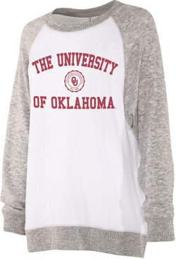 Women's University of Oklahoma Cozy Fleece Sweatshirt