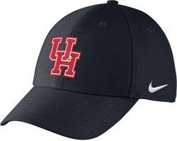 Nike Men's University of Houston Swoosh Flex Cap