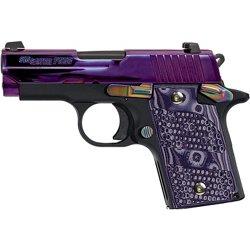 Sig Sauer P938 Purple Pearl NS 9MM Sub-Compact 6-Round Pistol