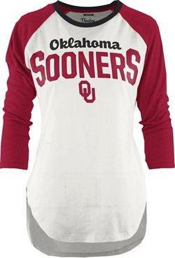 Three Squared Women's University of Oklahoma Quinn T-shirt