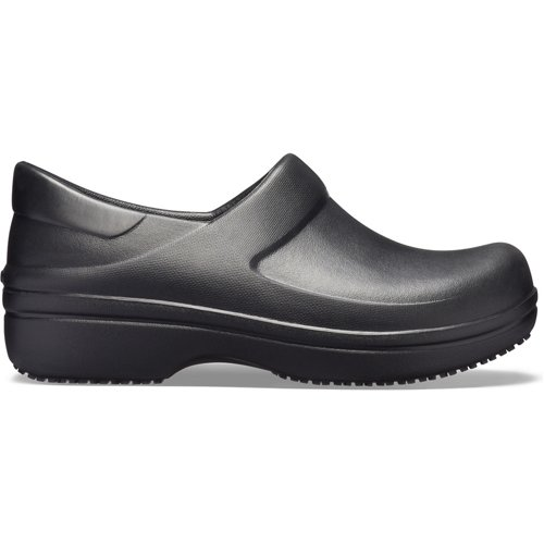 Crocs Women's Neria Pro II Work Clogs (Black, Size 6) - Service Shoes Shoes at Academy Sports -  191448224896