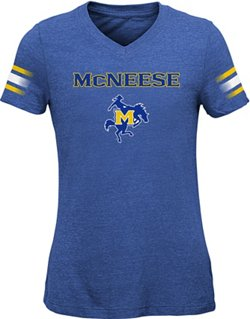 Girls' McNeese State University Goal Line T-shirt