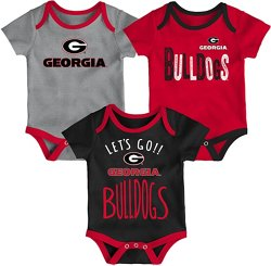 Gen2 Infants' University of Georgia Little Tailgater Creeper Set