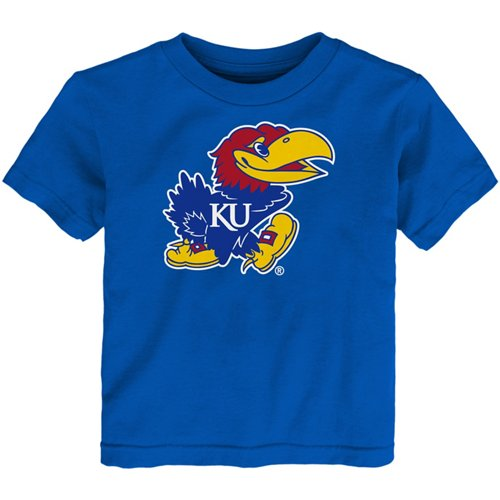 Gen2 Toddlers' University of Kansas Primary Logo T-shirt