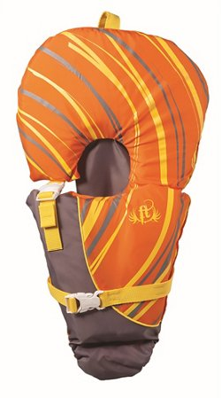 Full Throttle Infants' Baby Safe Life Vest