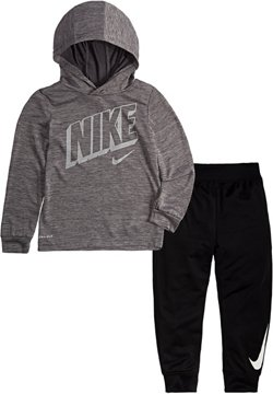 Nike Boys' Dri-FIT Hoodie and Pants Set