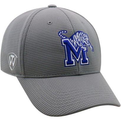 new styles 8d77c 805d0 Top of the World Men s University of Memphis Booster Plus Cap
