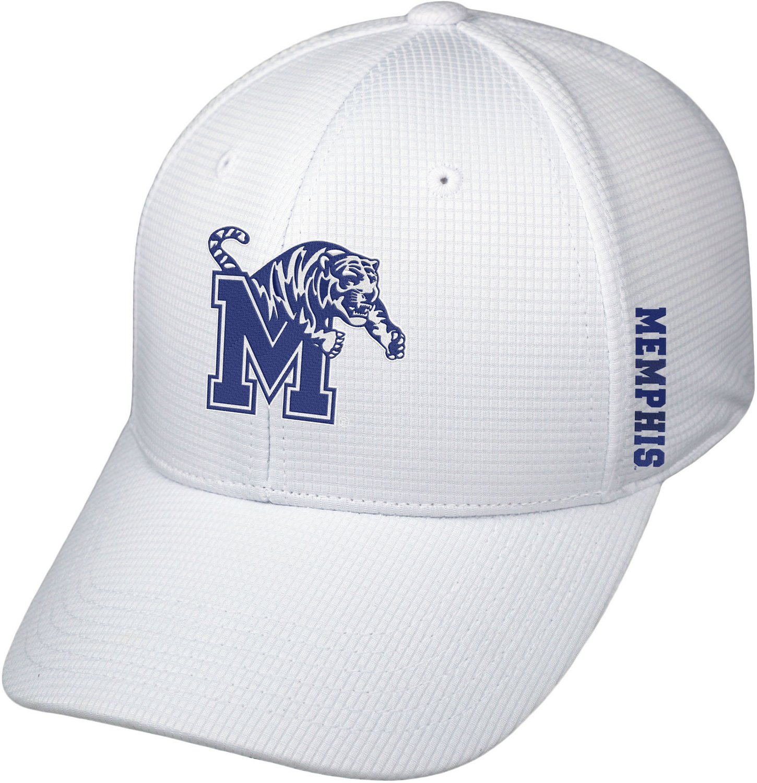 pretty nice e51eb 2ab84 Top of the World Men s University of Memphis Booster Plus Cap   Academy