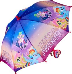 Hasbro Girls' My Little Pony Umbrella