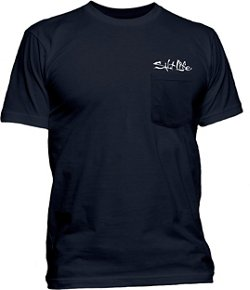 Salt Life Men's Big Shot Short Sleeve T-shirt