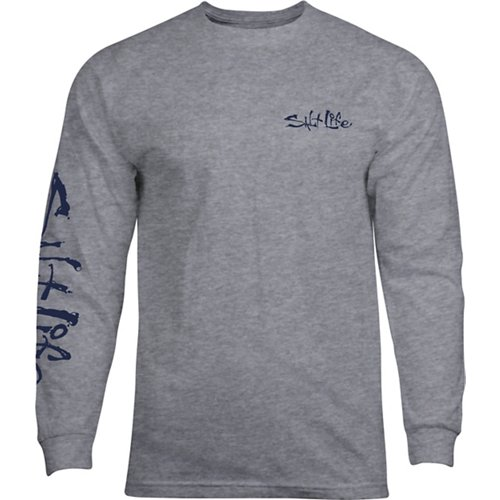 Salt Life Men's Ameriseas Long Sleeve T-shirt