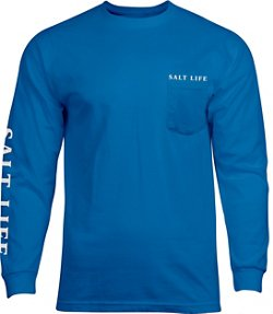 Men's Slaying and Filleting Long Sleeve T-shirt