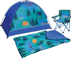 CRcKT 3-Piece Kids' Camping Set