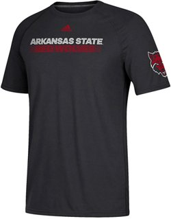 adidas Men's Ultimate Lined Up Arkansas State University T-shirt