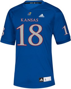 adidas Men's University of Kansas Replica Jersey