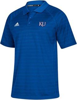 adidas Men's University of Kansas Select Polo Shirt